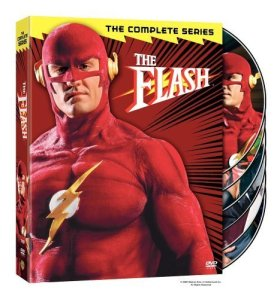 John Wesley Shipp is The Flash