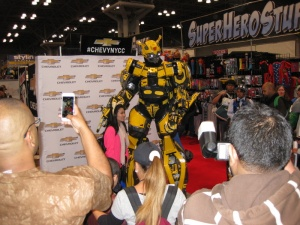 Bumblebee is real!
