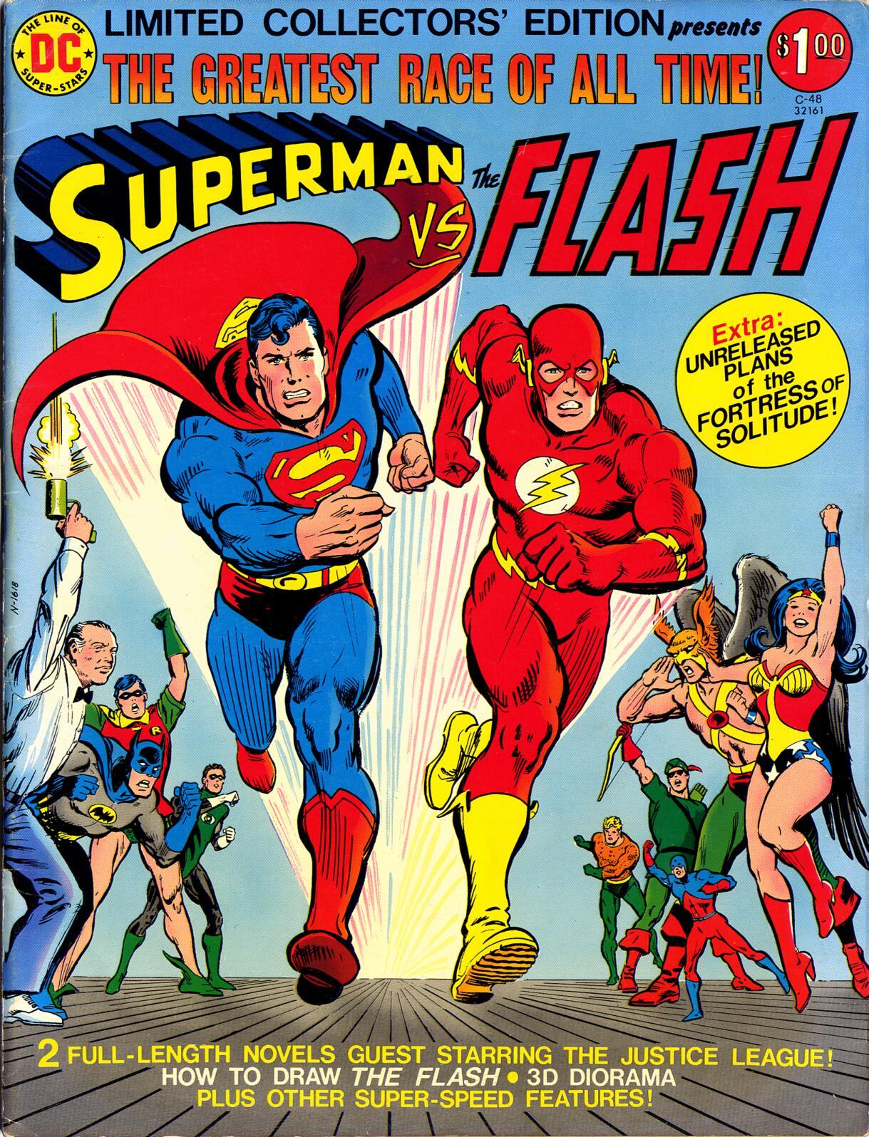 Why I like The Flash | Harry Heckel